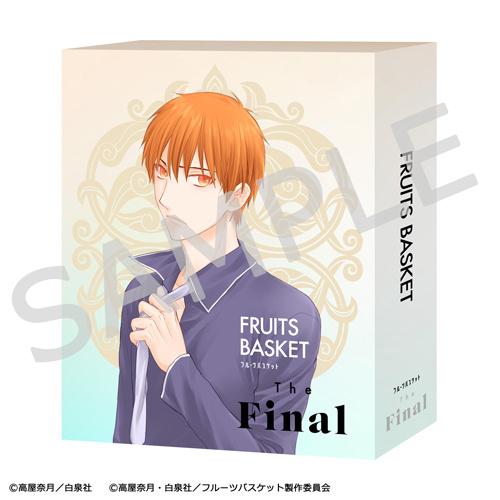 TV动画「水果篮子 The Final」BD全卷购入特典BOX样式公布
