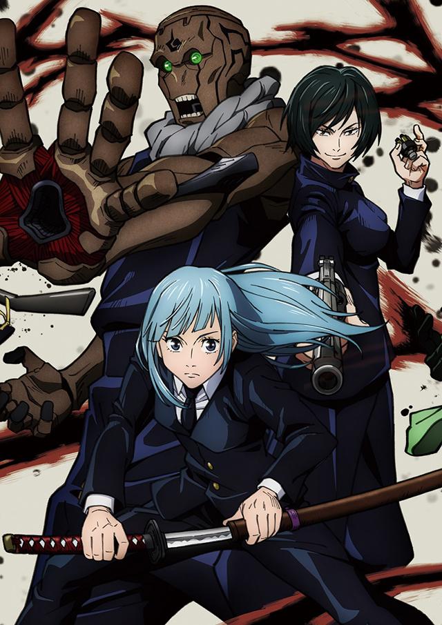 TV动画「咒术回战」BD&DVD Vol.7今日发售