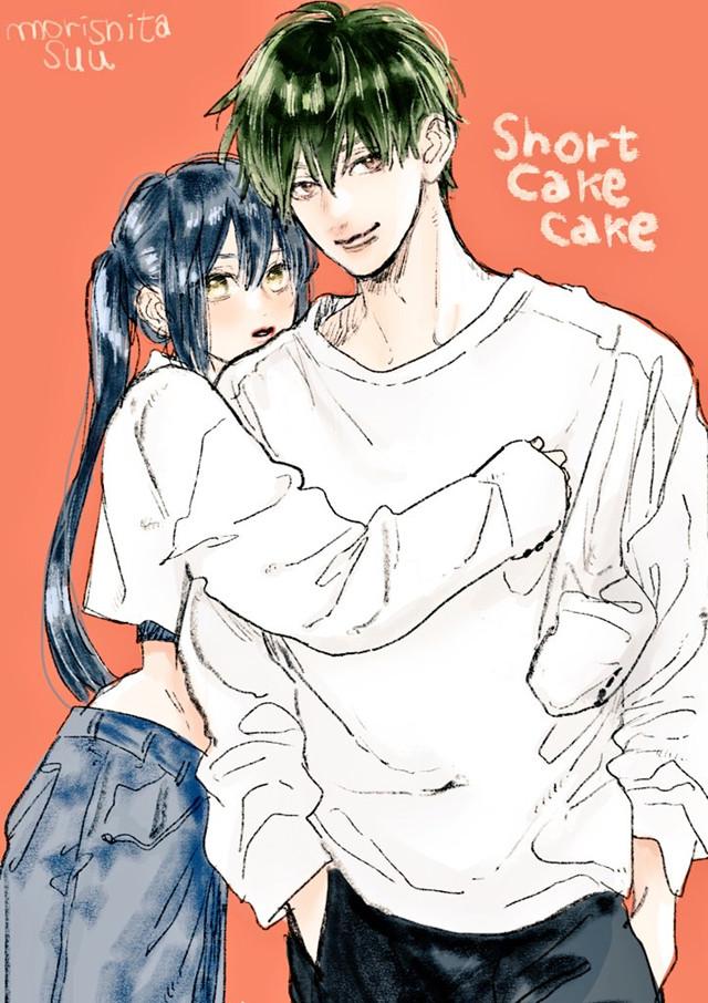 森下suu公开「Short Cake Cake」新绘